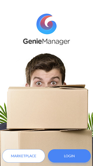 GenieManager Mobile App