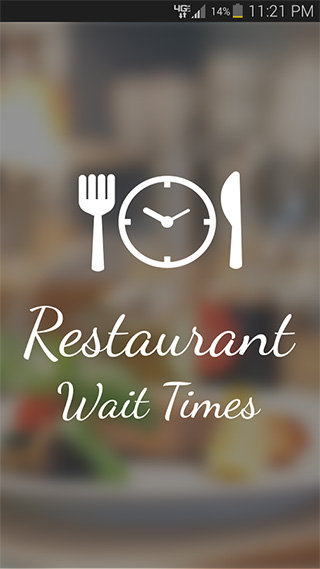 Restaurant Wait Time